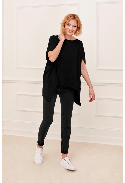 Sudbury Stretch Oversized T-Shirt