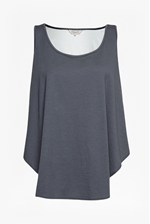 Looks Great With Featherweight Jersey Vest Top