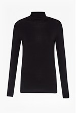 Looks Great With Sudbury Stretch Polo Neck Top
