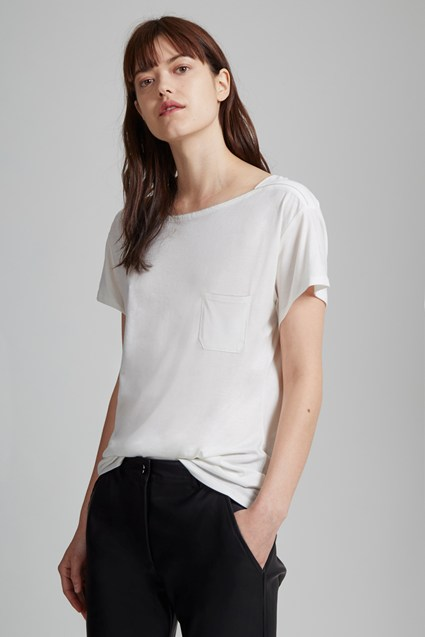 In The Mix Patch Pocket T-Shirt