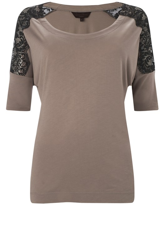 Manderley Lace Top