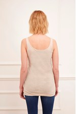Looks Great With Back To Basics Cotton Vest