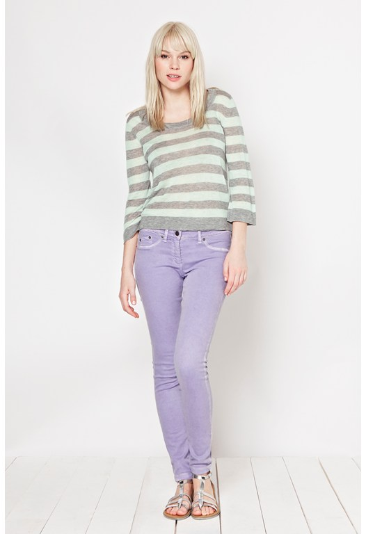 Marella Striped Top