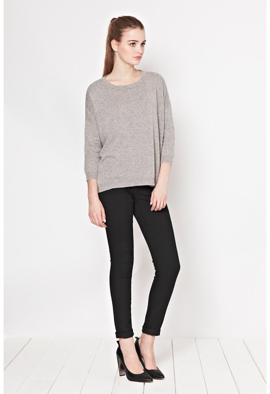 Summer Breeze Slouch Jumper
