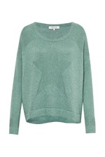 Looks Great With Razzle Dazzle Star Raglan Jumper