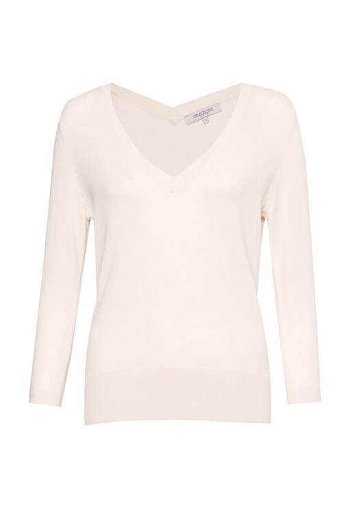 Complete the Look Great Basics V-Neck Top