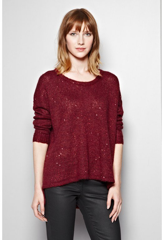 Theatre Sequinned Jumper