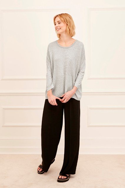 Nicnac Basics Loose Fit Jumper