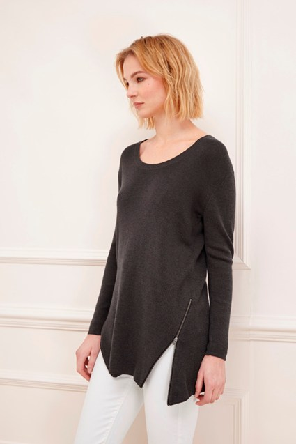 Nicnac Basics Tunic Jumper