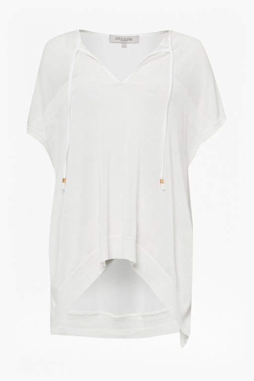 Complete the Look Madox Mix Tunic Top