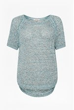 Looks Great With Nile Valley Knit T-Shirt
