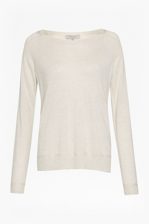 Complete the Look Francoise Cashmere Crew Neck Jumper
