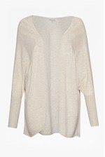 Looks Great With Carlotta Cashmere Oversized Cardigan