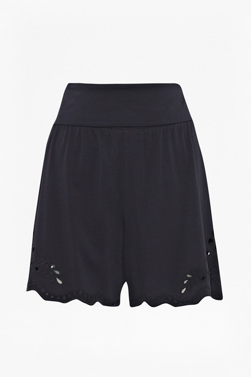 Complete the Look Adriana Cut-Out Shorts