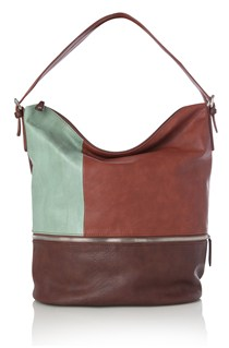Jigsaw Block Colour Bag