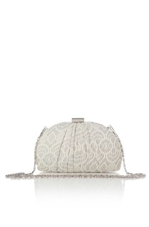 Garden Party Lace Clutch