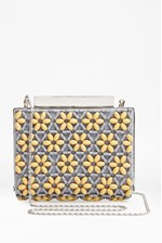 Looks Great With Star Anise Beaded Clutch Bag
