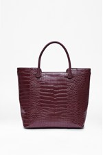 Looks Great With Callie Croc Shopper