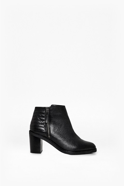 Complete the Look Titan Zip Ankle Boots