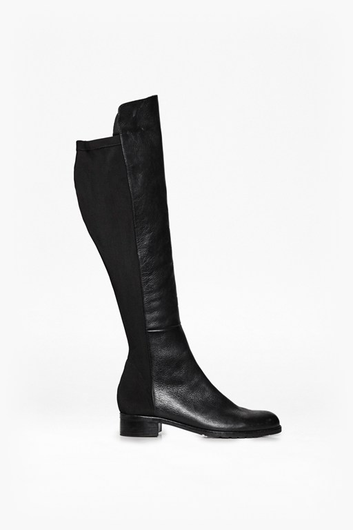 Complete the Look Knees Up Leather Boots