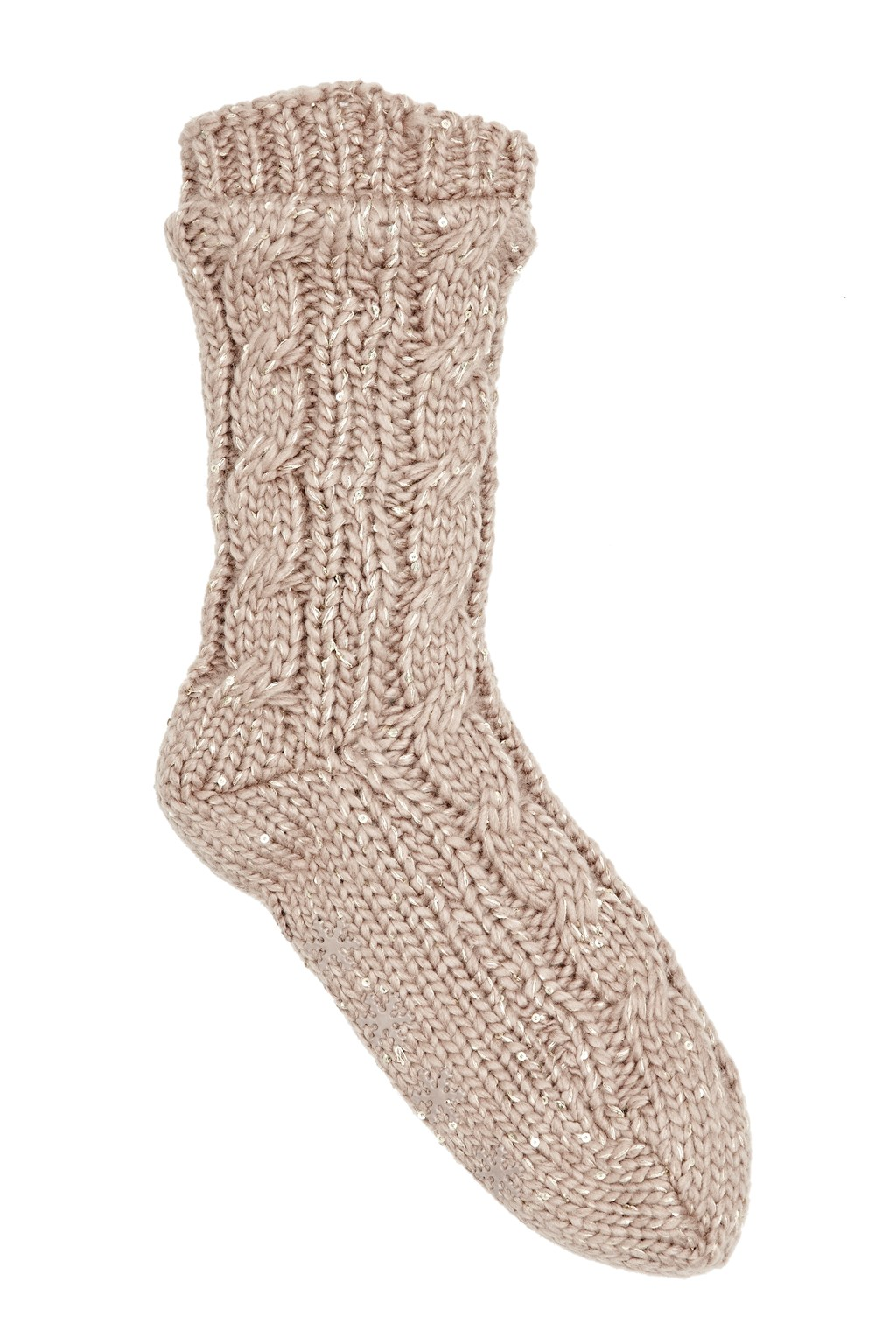 Knitting Pattern Chunky Bed Socks : Amelie Chunky Knit Night Socks Accessories Great Plains