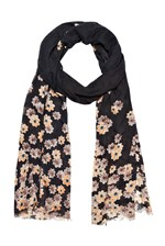 Looks Great With Flowers To Juliet Scarf