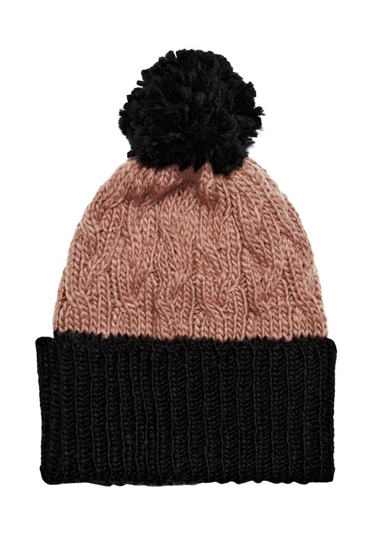 Joani Bobble Hat