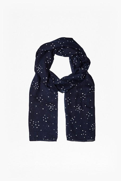 Complete the Look Starry Night Scarf