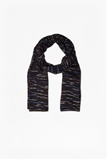 Looks Great With Tokyo Sky Printed Scarf