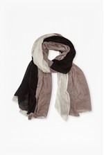 Looks Great With Eastern Colour Block Scarf