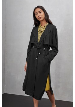 Tara Tencel Duster Coat