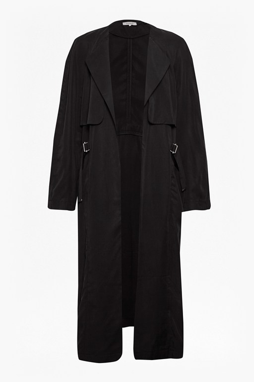 Complete the Look Tara Tencel Duster Coat