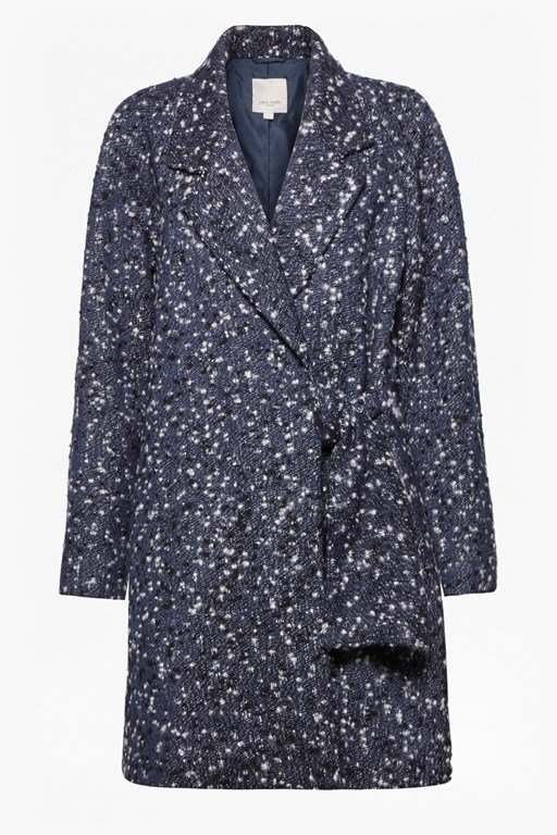 Complete the Look Connie Side Tie Coat