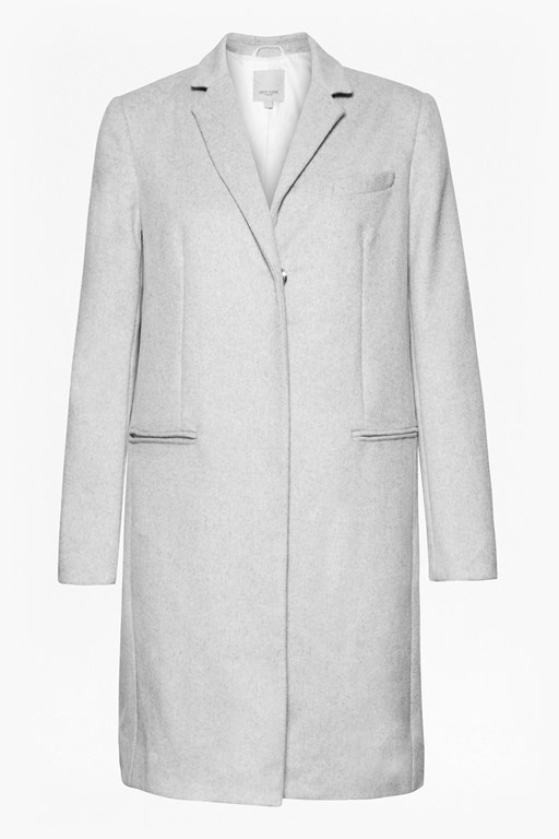 Complete the Look Nipper Wool Coat