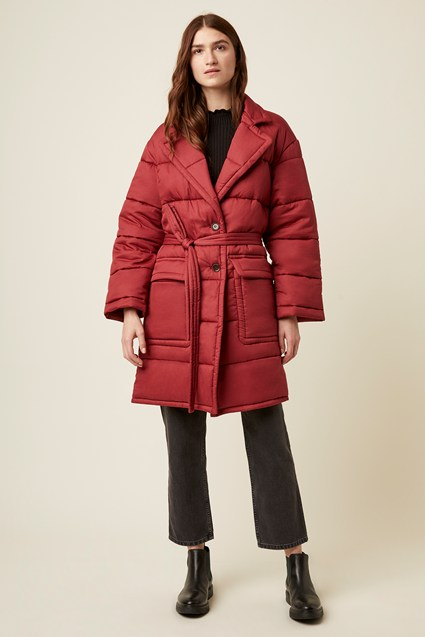 Eve Quilted Coat