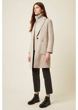 Mirabelle Single Button Coat