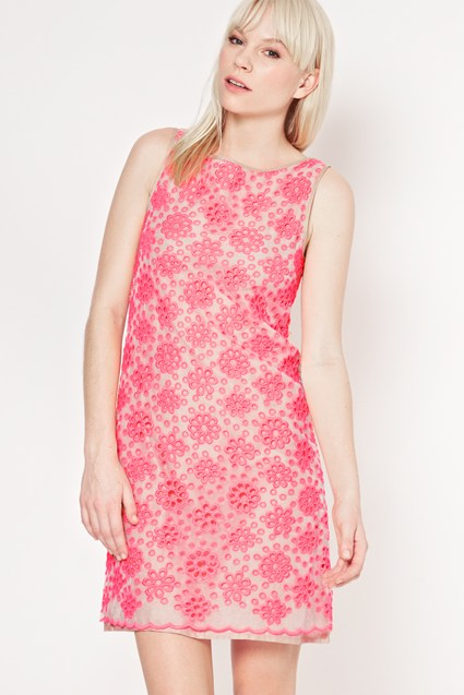 Daisy Maisie Embroidered Dress