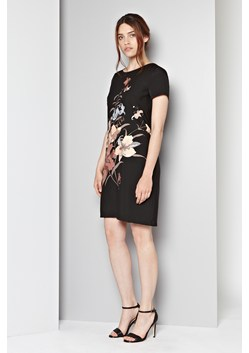 Yoko Flower Print Dress