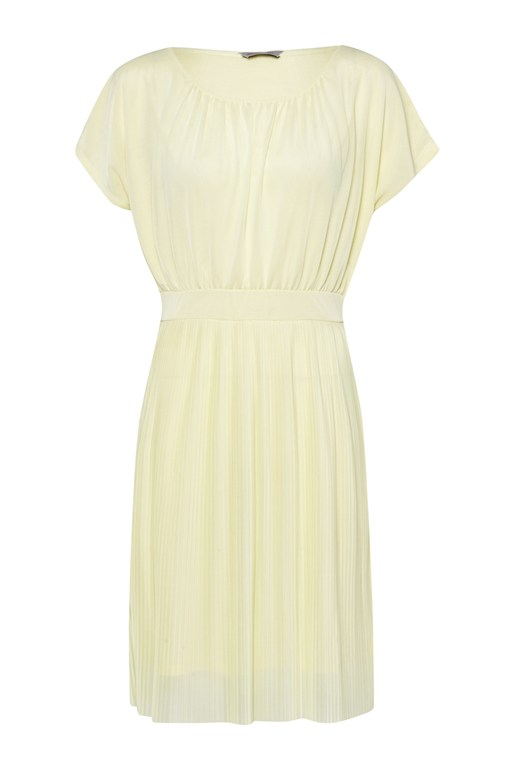 aphrodite pleated dress