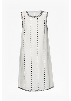 Nobu Beaded Shift Dress