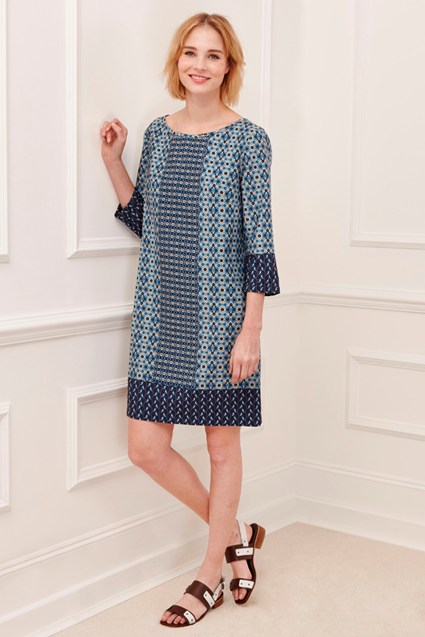 Seville Tunic Dress