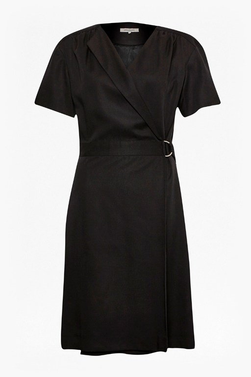 Complete the Look Club House Wrap Dress