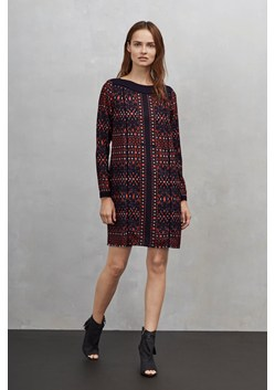 Tarim Ladder Lace Detail Dress