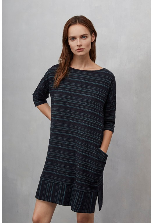 Wanda Jersey Tunic Dress