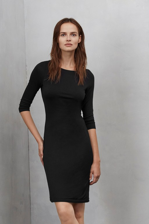 sudbury stretch ruched dress