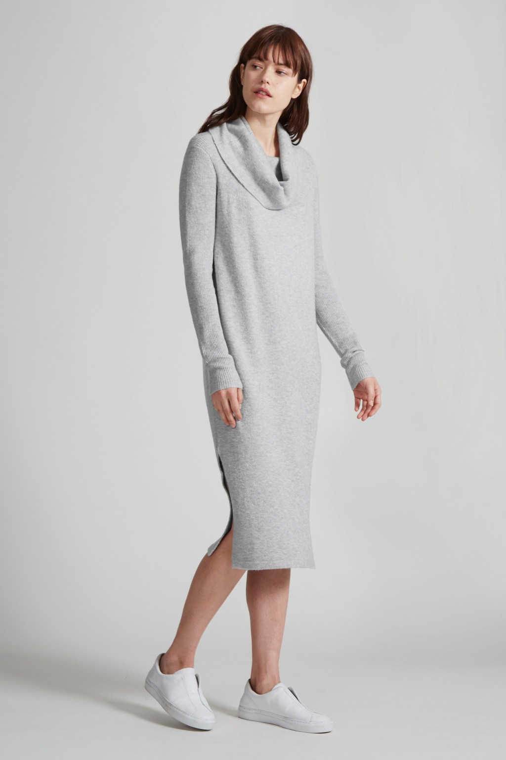new authentic on feet images of how to orders Otto Knit Midi Dress