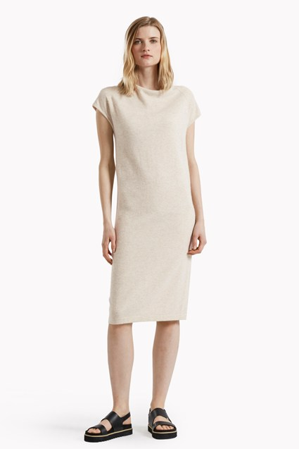 Carlotta Cashmere Jumper Dress
