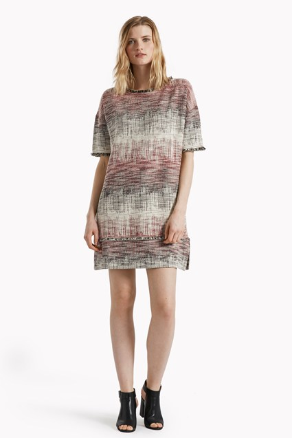 Romany Scribble Tunic Dress