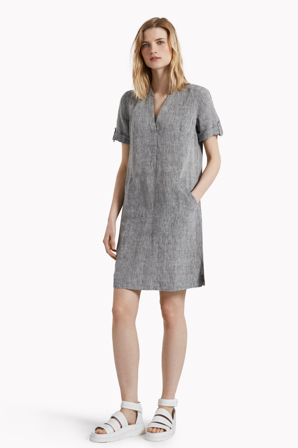 Find grey melange dress at ShopStyle. Shop the latest collection of grey melange dress from the most popular stores - all in one place.