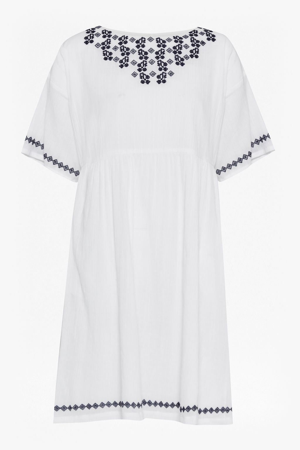 Womens Seacrest Stitch Embroidered Dress Great Plains 2018 Cheap Online Uxk8ciYe